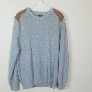 J. Crew mens cotton sweater xxl